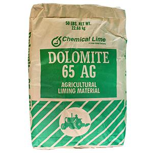 Dolomite Lime 65AG (50lb) title=