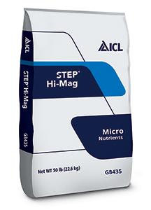 STEP Hi Mag Micronutrients Granular Fertilizer (50lb) title=