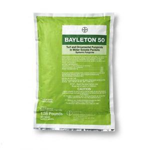 Bayer Bayleton 50 Fungicide WSP title=