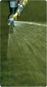 Boominator Spray Nozzle - 1250R Regular Pattern Spray  title=
