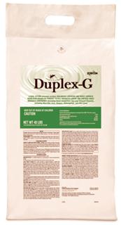 Duplex G Larvicide (40 lb) - AGENCY title=