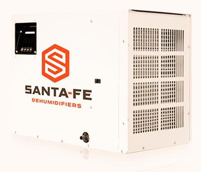 Santa Fe Advance 100 Dehumidifier title=