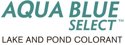 Aqua Blue Select Pond Dye (gal) title=