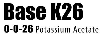 Turf Fuel Base K26 (30 gal) title=